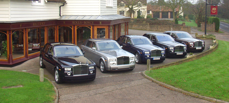 Rolls Royce Dealers >> After Sales New Rolls Royce P A Wood